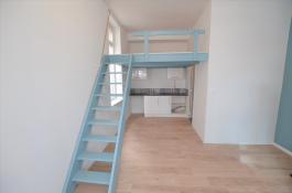 Studio mezzanine rénové ; idéal investissement locatif